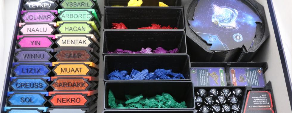 Twilight Imperium Organizer in Box