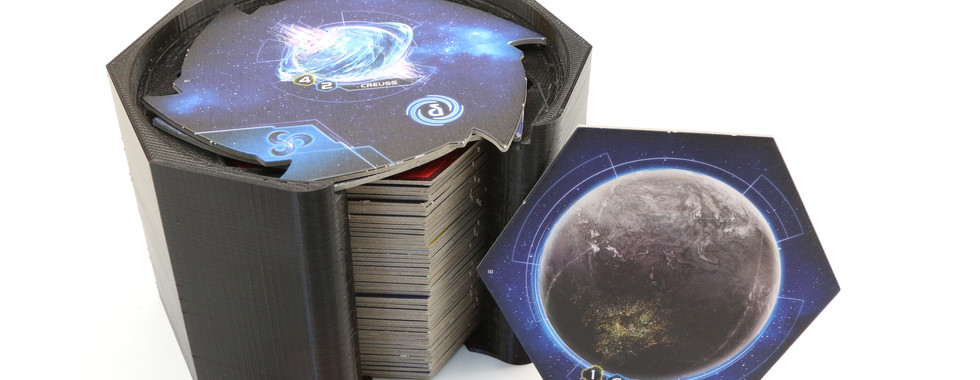 Twilight Imperium Planet Tiles Organizer