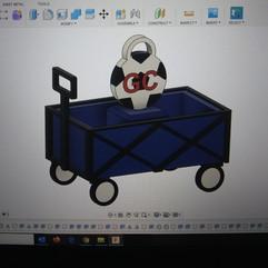 Garden City Soccer Mom Wagon