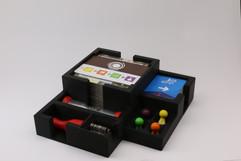 Magic Maze Board Game Box Organizer