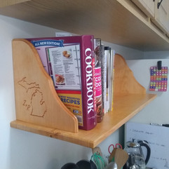Michigan Recipe Shelf
