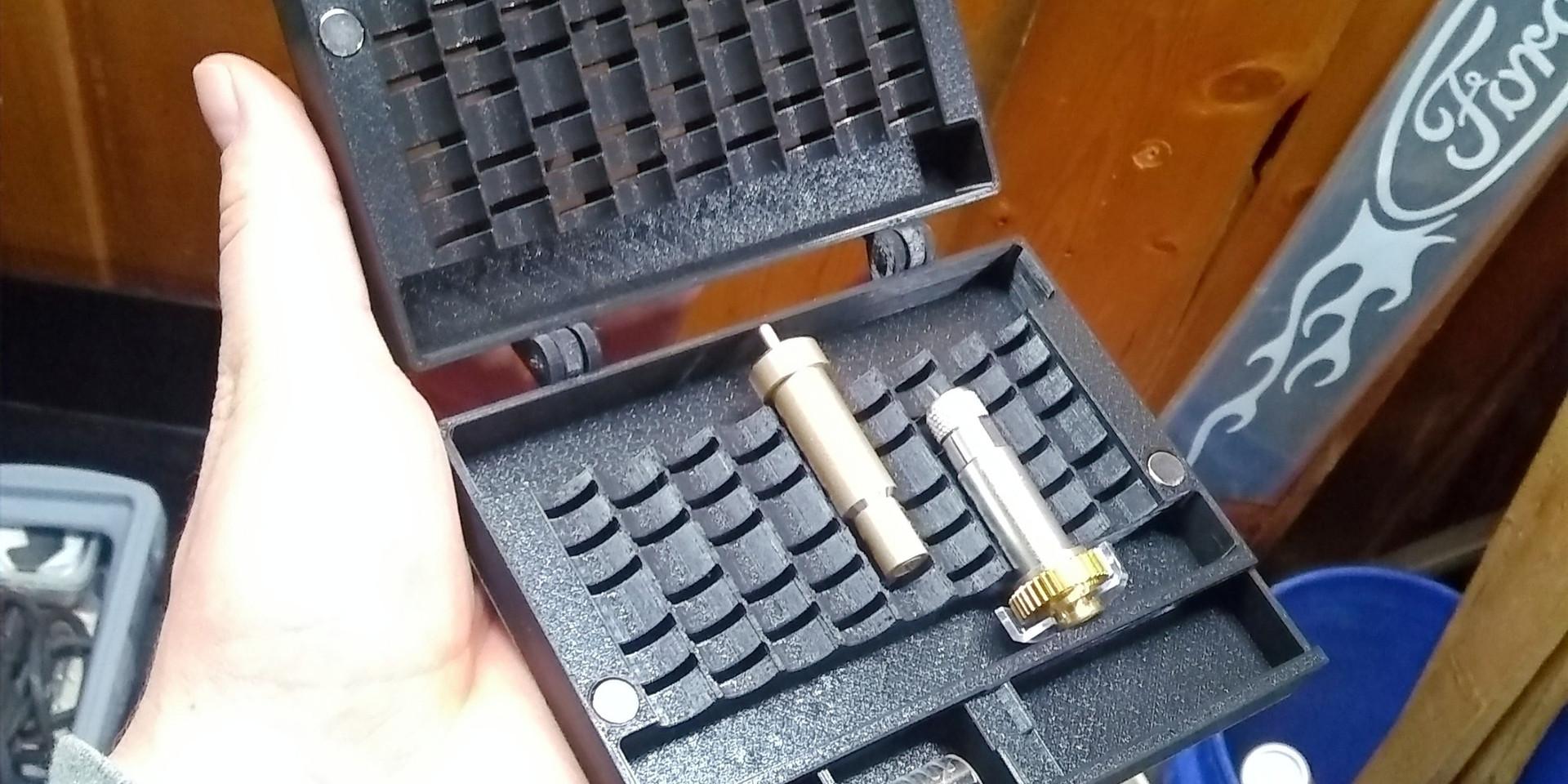 Cricut Blade Carrying Case