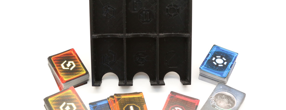 Twilight Imperium Card Organizer