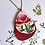 Thumbnail: Protea pendant necklace