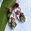 Thumbnail: Floral red native dangles