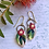Thumbnail: Bright gumnut earrings