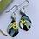 Thumbnail: Silvery wattle earrings