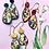 Thumbnail: Lemon wattle inspired earrings