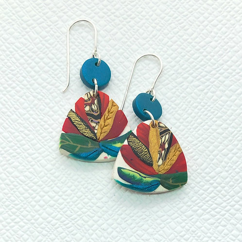 Bright and cheery dangles