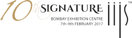 IIJS Signature Bombay Exhibition Centre February 2017