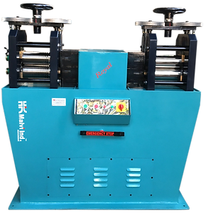 WIRE AND SHEET ROLLING MACHINE - ROYAL