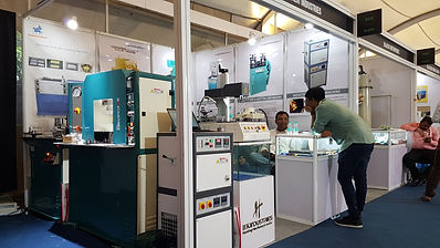 IIJS Exibition Center August 2018
