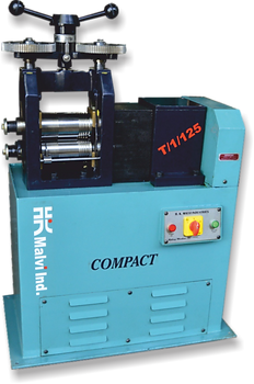 TABLE TYPE ROLLING MACHINE - COMPACT