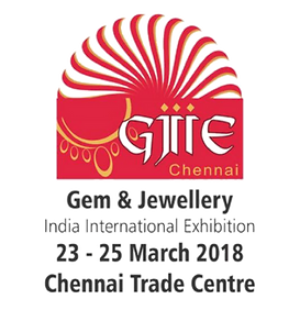 The Gem & Jewellery India International Exhibition March 2018 at Chennai