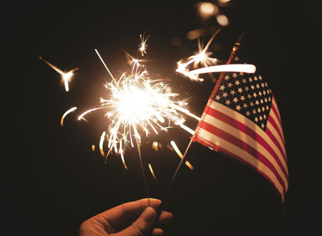 Fireworks Safety and Eye Injury Prevention - As American as Apple Pie and Uncle Sam
