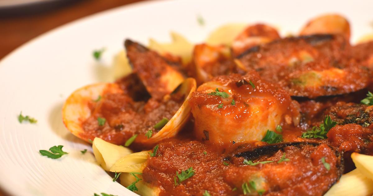 Seafood Fra Diavola 2