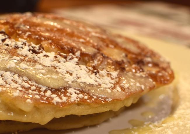 Cinnabon Pancake