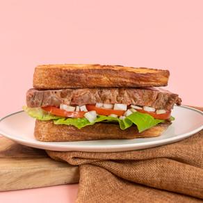 Recipe - Roast Beef Sandwich