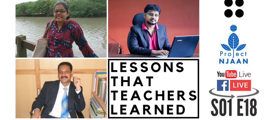 Lessons That Teachers Learned