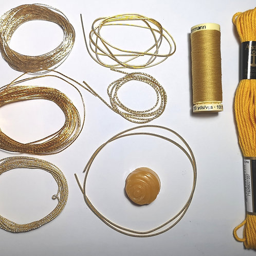 Goldwork Starter Kit