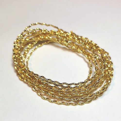2m Gilt Medium Rococco Thread