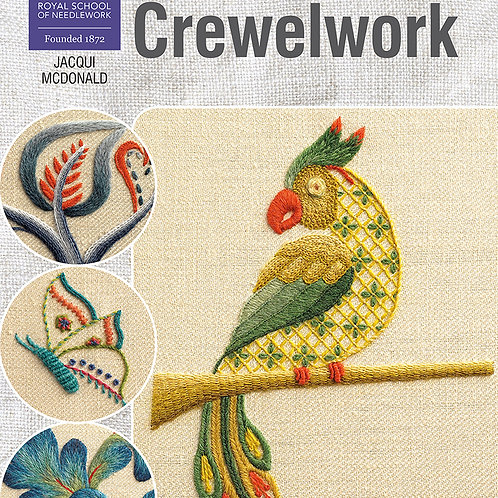 RSN Embroidery Books