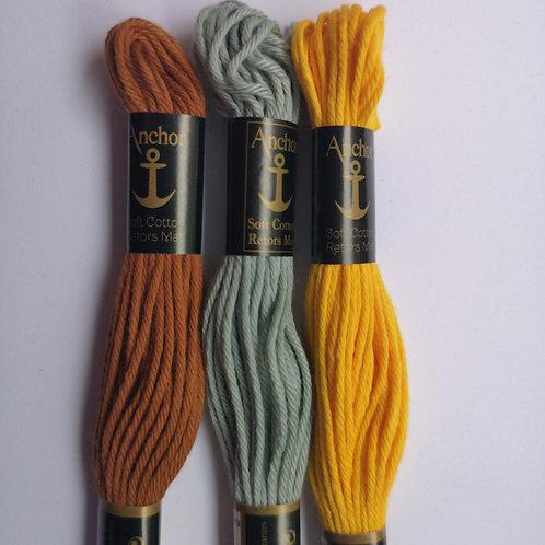Anchor Soft Cotton for Goldwork Padding