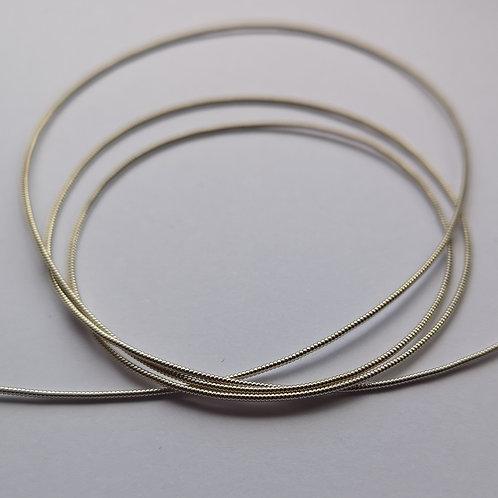 Silver Very Fine Pearl Purl 2g