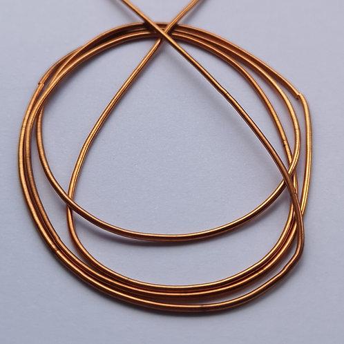 Copper No.6 Smooth Purl