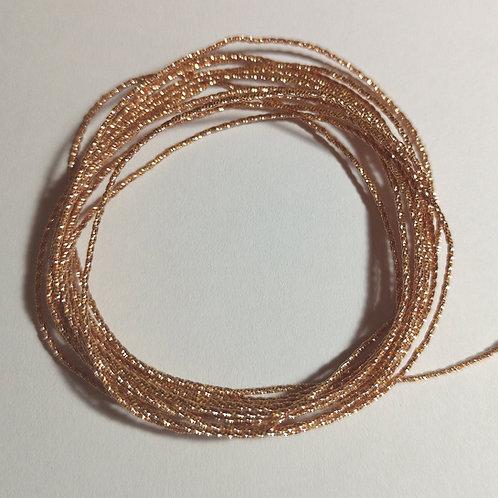 Copper 1 1/2 Twist - Metal Thread