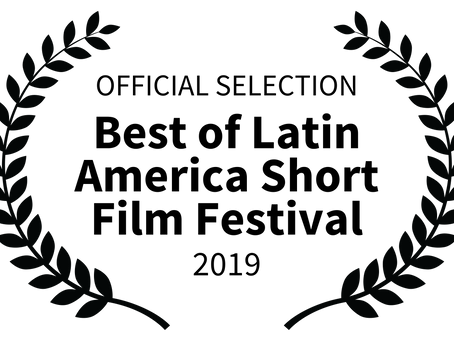 Official Selection in Best of Latin America Short Film Festival