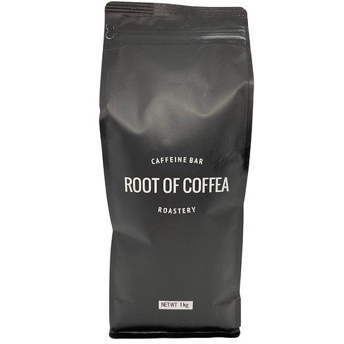 Brazil Mogiana Roasted Coffee Beans 1kg