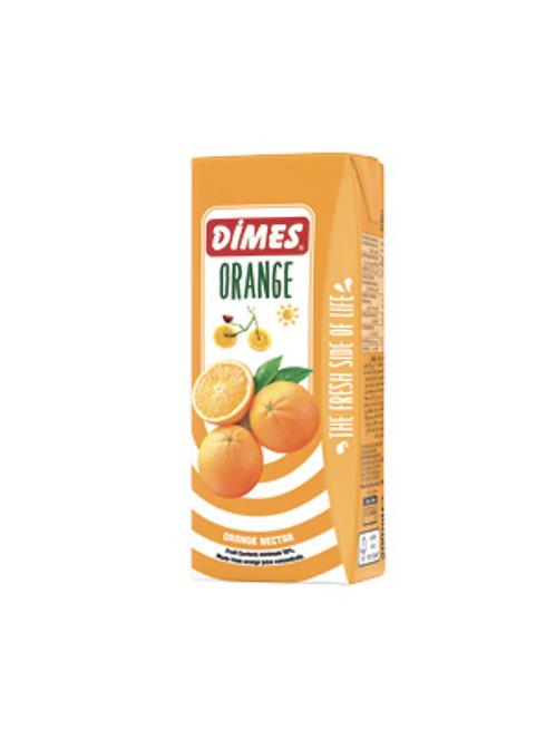 Orange Juice Mini Dimes Turkish