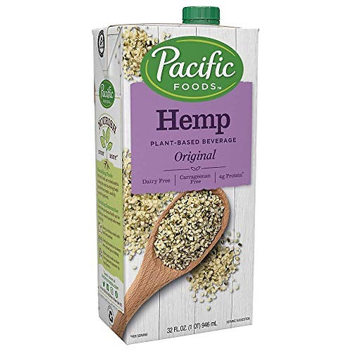 Pacific Foods Original Hemp Beverage