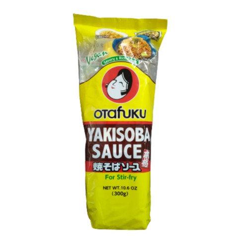 Vegan Yakisoba Sauce For Stir-Fry Otafuku