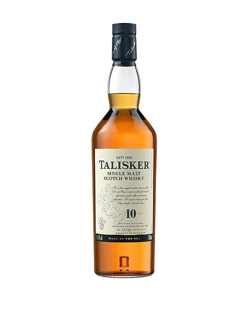 Talisker 10 Year Single Malt