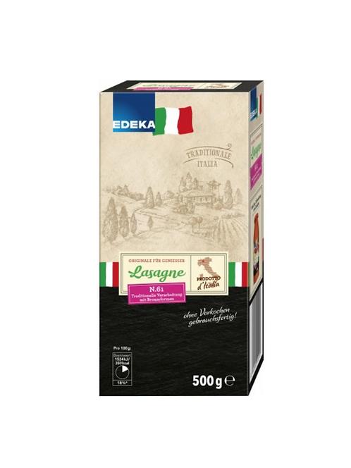 Lasagna Pasta Sheets Edeka