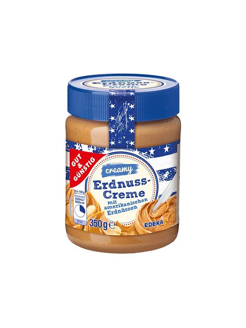 Gut & Günstig Creamy Peanut Butter