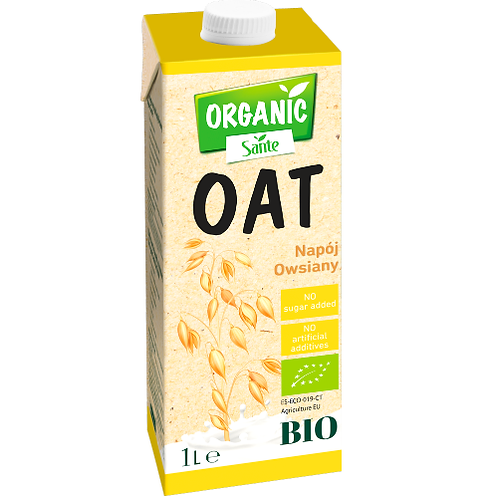 Sante Organic Oat Drink