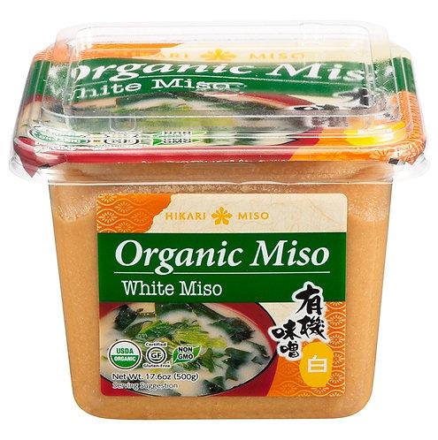 Organic White Miso Hikari