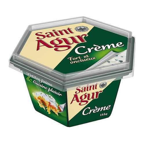 Saint Agur Crème Fort Et Onctueux Cheese