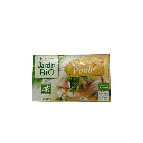 Jardin Bio Organic Chicken & Herb Bouillon Cubes