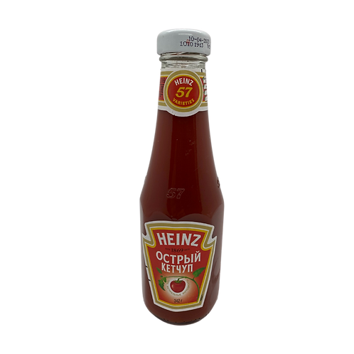 Heinz Spicy Ketchup