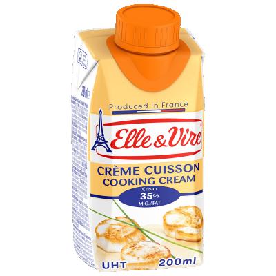 Elle & Vire Crème Cuisson Cooking Cream