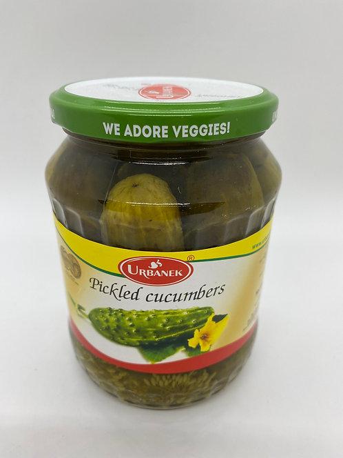 Urbanek Pickled Cucumbers (Small)