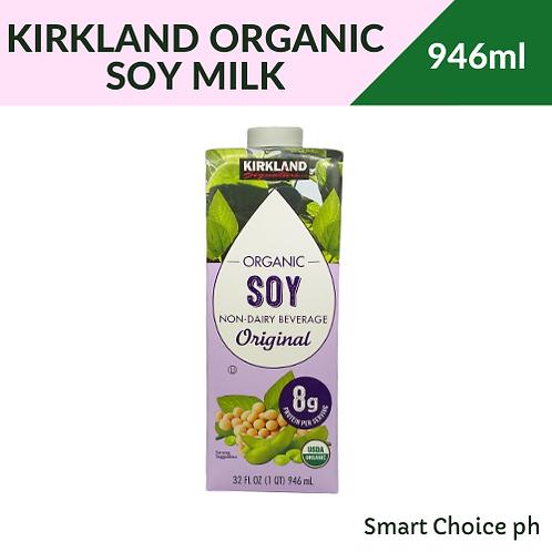 Kirkland Soy Milk Original Organic