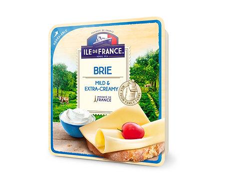 Ile De France Brie Sliced Cheese