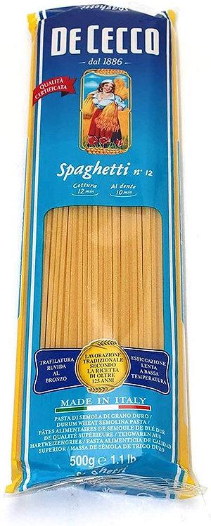 Dececco Spaghetti Pasta