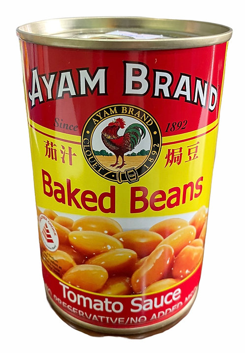 Baked Beans In Tomato Sauce Ayam