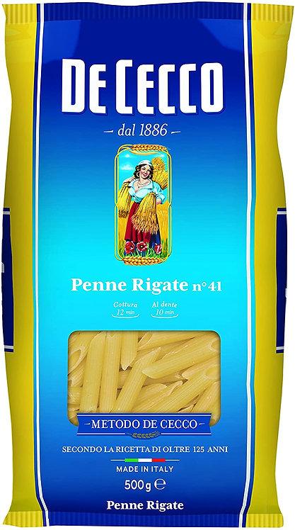 Penne Rigate Pasta De Cecco